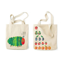China Manufacturer Wholesale Reusable Custom Cotton Canvas Shopper Grocery Bag
